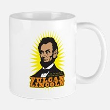 Vulcan Lincoln Mug