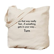 Unique Dead Tote Bag