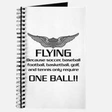 Flying... One Ball! - Army Style Journal