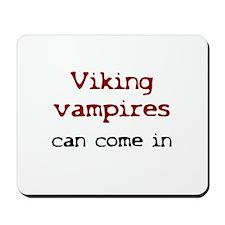 Eric Northman, Viking Vampire Mousepad