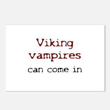 Eric Northman, Viking Vampire Postcards (Package o