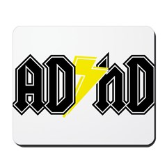 AD HD Mousepad