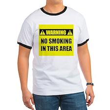 WARNING: No Smoking T