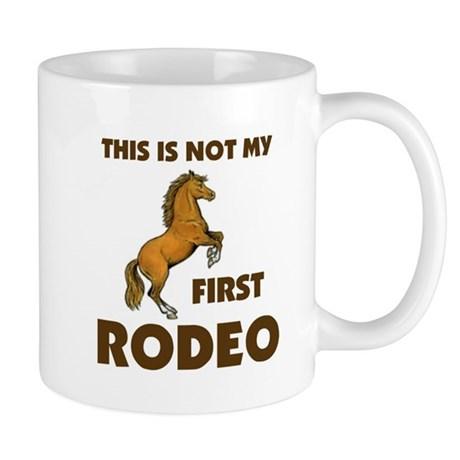 IT'S RODEO TIME Mug