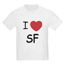 I heart SF T-Shirt