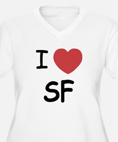 I heart SF T-Shirt