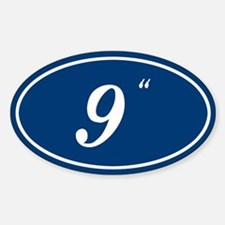 Ford 9 Inch Decal