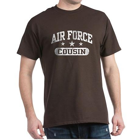 Air Force Cousin Dark T-Shirt