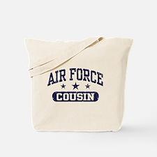 Air Force Cousin Tote Bag
