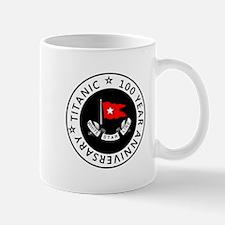 Titanic Anniversary Mug