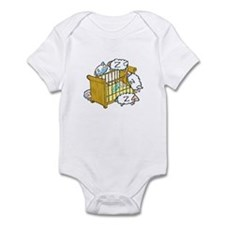 Counting Sheep Infant Bodysuit