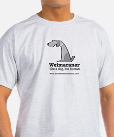 Unique Weimaraner T-Shirt