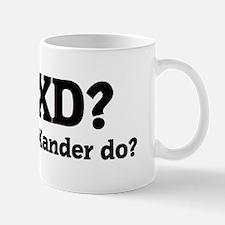 What would Xander do? Mug