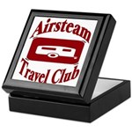 Travel Club Keepsake Box