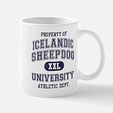 Icelandic Sheepdog U Mug