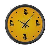 French horn Giant Clocks