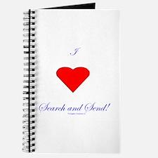 Love Search Send Journal