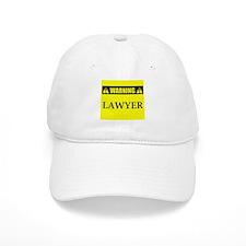 WARNING: Lawyer Baseball Cap