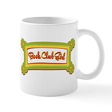 Book Club Girl Mug