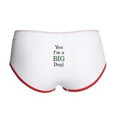 Unique Big belly Women's Boy Brief