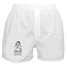 A Bunch of Girls Boxer Shorts