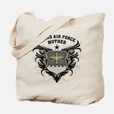 Proud Air Force Mother Tote Bag
