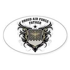 Proud Air Force Father Decal