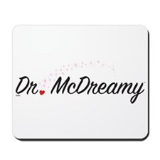 Dr. McDreamy Mousepad
