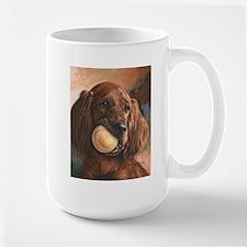 Irish Setter Large Mug