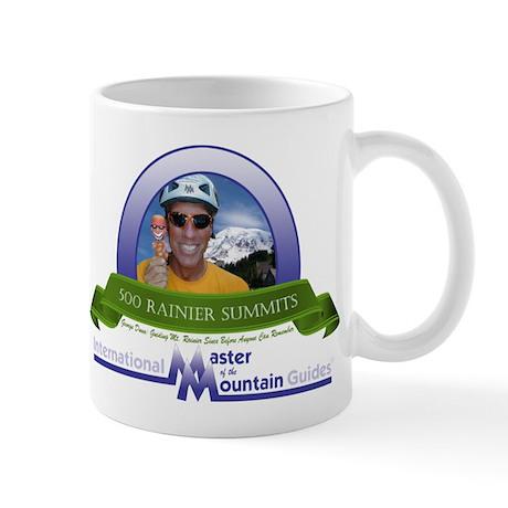 Master of the Mountain and Mini George Mug