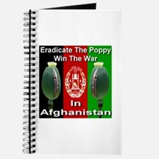 Eradicate The Poppy Journal