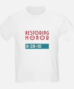 Restoring Honor 8-28 T-Shirt