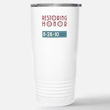 Restoring Honor 8-28 Stainless Steel Travel Mug