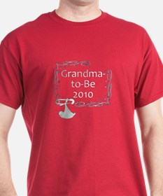 Grandma-to-Be 2010 T-Shirt
