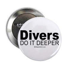 Divers do it deeper - Button