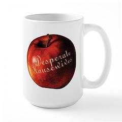 DH Apple Large Mug