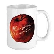 DH Apple Large Mug