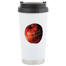 DH Apple Stainless Steel Travel Mug