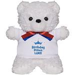 1st Birthday Prince LUKE! Teddy Bear