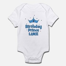 1st Birthday Prince LUKE! Onesie