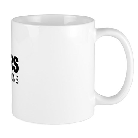 Engineers do it to specifications - Mug