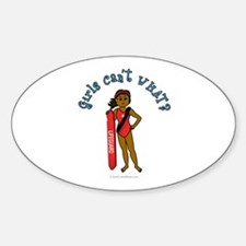 Dark Lifeguard Bumper Stickers