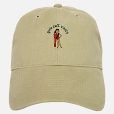 Light Lifeguard Baseball Baseball Cap