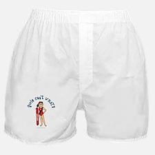 Light Lifeguard Boxer Shorts
