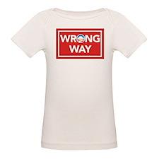 Wrong Way Tee