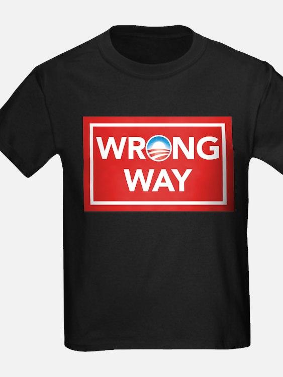 Wrong Way T
