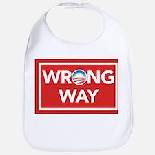 Wrong Way Bib