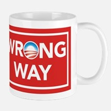 Wrong Way Mug