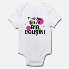 Going To Be Big Cousin! Infant Bodysuit