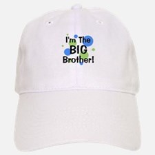 I'm The Big Brother! Baseball Baseball Cap